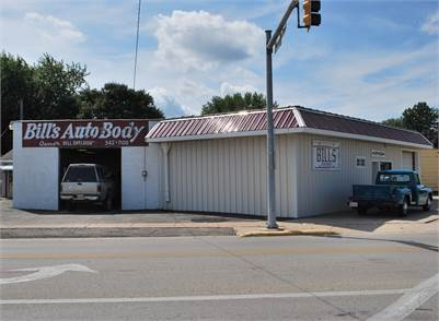 Bill's Auto Body  Galesburg, IL