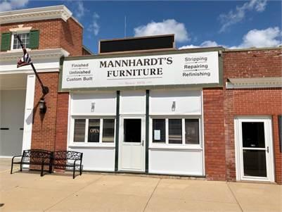 Mannhardt's Furniture - Knoxville, IL