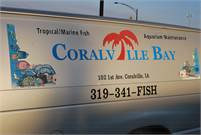Coralville Bay Ed Fisher