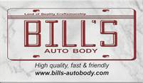 Bills Auto Body Andy  Sheldon